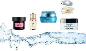 một số mỹ phẩm giúp cấp ẩm cho da