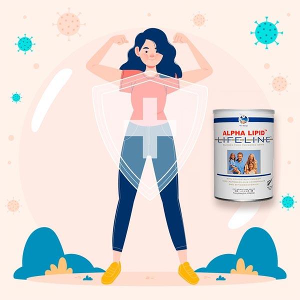 Sữa non alpha lipid cho người tiểu đường nhatky247 8