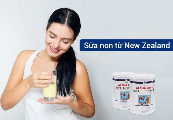 Sữa non alpha lipid cho người tiểu đường nhatky247