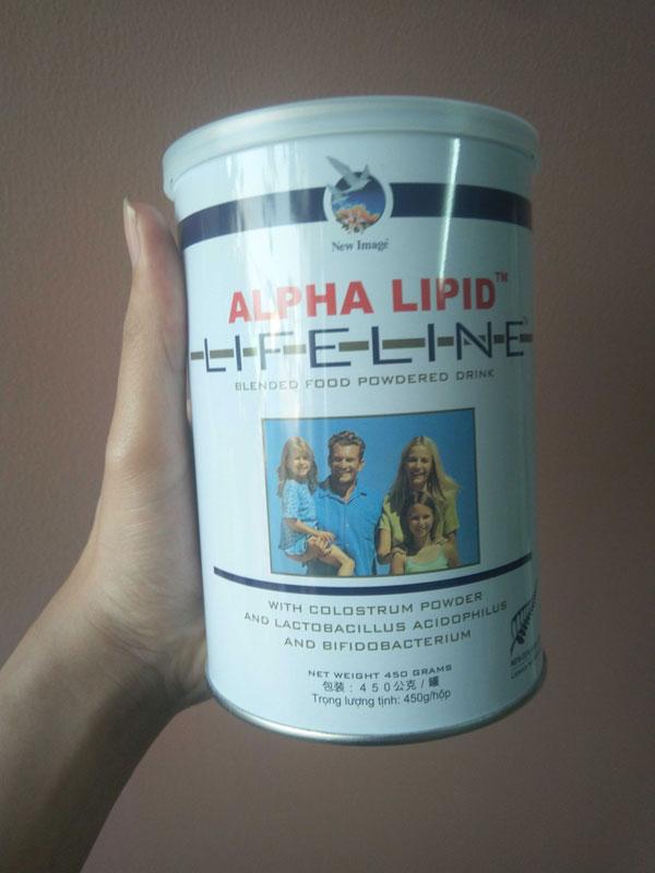 Sữa non alpha lipid cho người tiểu đường nhatky247 9
