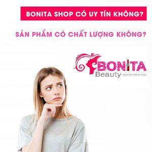 Trải nghiệm khi dùng sản phẩm mua tại Bonita Shop